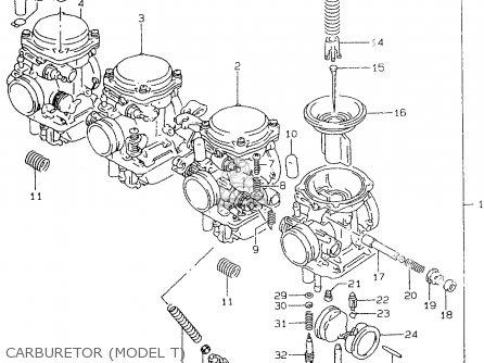 suzuki gsf600 1995  s   e02 e04 e18 e22 e25 e34  parts