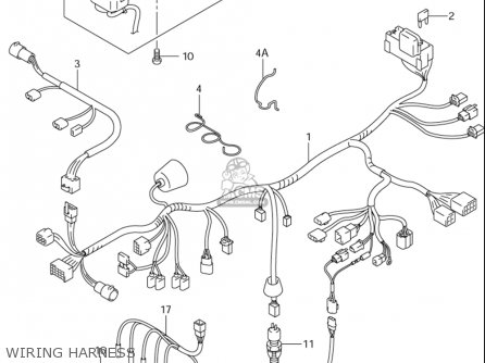 suzuki gsf600 s bandit 2000 2003 usa wiring harness_mediumsuusa93670_6dd5 suzuki bandit 1200 wiring diagram detailed schematics diagram
