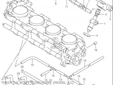 Wiring Diagram Suzuki Gsxr K 6