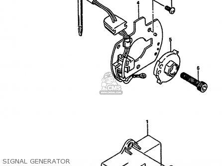 Suzuki Motorcycle Gear