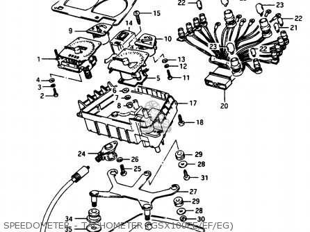 Honda Trail 70 Wiring Harness furthermore Honda Trx300ex Wiring Harness in addition 1992 Honda Civic Fuse Box And Circuit besides Dodge Neon 2004 Dodge Neon My Car Suddenly Would Not Start moreover View Honda Parts Catalog Detail. on 04 civic si wiring harness diagram