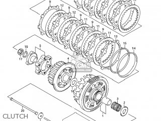 Gsx1300r Wiring Diagram