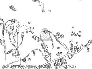 Suzuki GSX1300RZ HAYABUSA 2000 (Y) USA (E03) parts lists ...