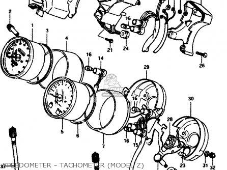 Suzuki Gsx250es 1983 D General Export E01 Parts Lists And Schematics