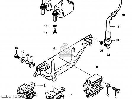 suzuki gsx250 1982 z electrical schematic partsfiche automotivesuzuki gsx250s 1982 (z) general export (e01) parts lists and schematicssuzuki gsx250s
