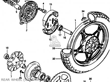 suzuki gsx400t 1983 d general export e01 rear wheel cast wheel_mediumsue0272fig53_4f3a 1927 model t engine 1927 find image about wiring diagram,Wiring Diagram For 1927 Ford Model T