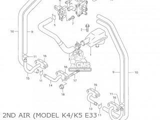 2nd air (model k4/k5 e33