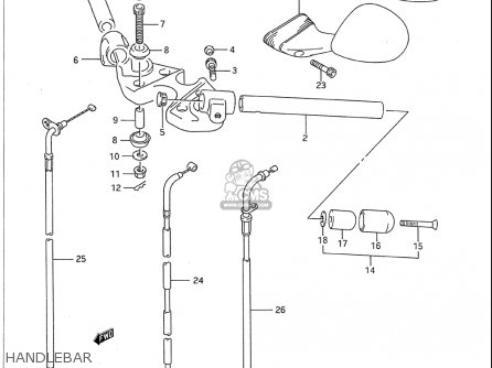 1989 Suzuki Sidekick Wiring Diagrams