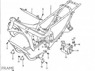 Suzuki    GSX750F    KATANA    1989  K  USA  E03  parts lists and