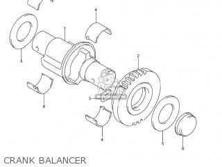 Suzuki GSXR1000 2003 (K3) USA (E03) parts lists and schematics on