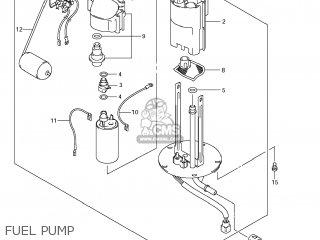 Suzuki Gsxr1000 2007 K7 Usa E03 Parts Lists And Schematics