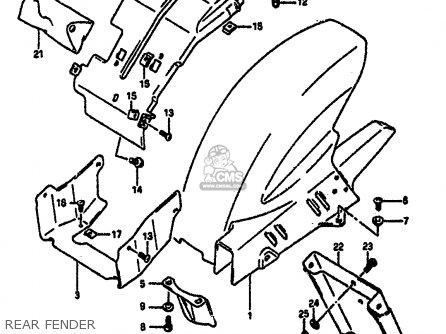 91 Gsxr 1100 Wiring Diagram