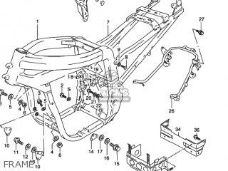 Gsxr 600 1997 Wiring Diagram