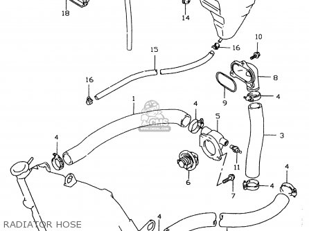 suzuki gsxr600 2000  y  parts list partsmanual partsfiche