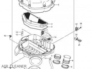 Suzuki GSXR600 2004 (K4) USA (E03) parts lists and schematics | Gsxr 600 Engine Diagram |  | Cmsnl.com