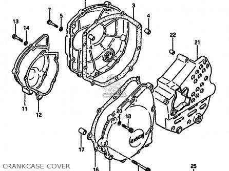 Suzuki Gsxr750 1985 F E01 2 4 6 15 16 17 18 21 22 24 25 34 39 53