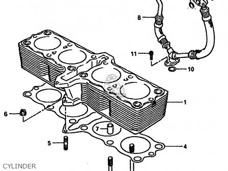Yamaha Xt225 Carburetor Diagram on wiring diagram yamaha xt225