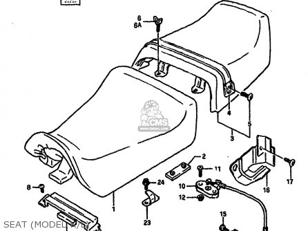 suzuki gsxr750 1988 j e04 e15 e18 e25 e34 e75 e76 e79 seat model kl_mediumsue0069fig 37a_1e52 2001 hayabusa wiring diagram 2001 find image about wiring,Hayabusa Undertail Wiring Diagram