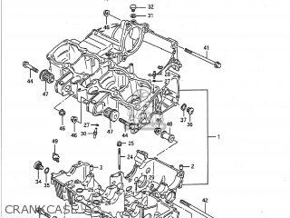 Suzuki Gsxr750 1992 N Usa E03 Parts Lists And Schematics