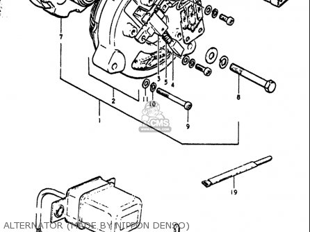 Kubota Injection Pump Diagram additionally Delco Wire Alternator Installation 5000 additionally Tiger Avonwiringnippon Denso Alternator as well Wiring Diagrams Further Deutz Engine Diagram On together with 33 795 Starter Electric 21163 0749. on denso starter diagram
