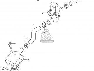 2ND AIR - GW250 INAZUMA 2014 (L4) USA (E03)