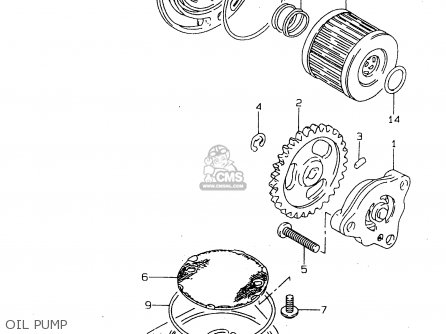 suzuki gz125 1999  x   e01  parts lists and schematics