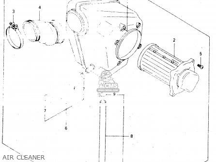 suzuki gz125 2000  y   e01  parts list partsmanual partsfiche