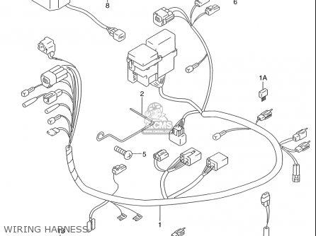 suzuki gz250 1999 2001 usa parts list partsmanual partsfiche. Black Bedroom Furniture Sets. Home Design Ideas