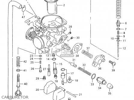 Suzuki Gz Y Carburetor Mediumsue Fig on Suzuki Gs 250 Wiring Diagram