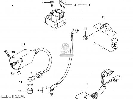 Carburetor further Wiring Diagram For Honda Rancher 350 also Suzuki Gz250 Carburetor Diagram moreover Diesel Tractor Ignition Switch Wiring Diagram further Wiring Diagram For Yamaha Big Bear 400. on polaris atv fuel filter