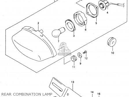 Vz800 Wiring Harness