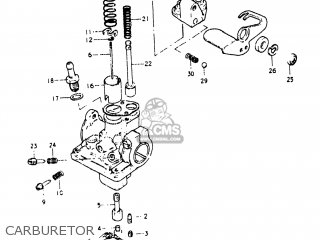 suzuki jr50 clutch diagram