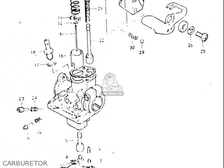 Dirt Bike For 4 Wire Cdi Box Wiring Diagram besides Honda Xr80 Carburetor Diagram further Scooter Clutch Diagram besides Honda Trx450r Wiring Diagram besides Suzuki Jr 50 Carburetor Diagram. on honda crf wiring diagram
