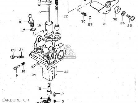 84 mercedes 190e engine diagram suzuki jr 50 carburetor diagram 2005 suzuki eiger parts ... 84 jr 50 engine diagram #1