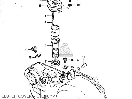 Ford Racing Oil Pump