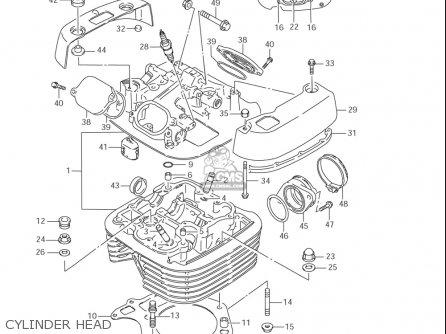 Suzuki Ls650 Wiring Diagram
