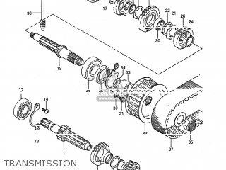 1986 Suzuki Savage 650 Wiring Diagram