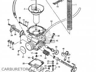 Suzuki Ls650 Savage Carburetor