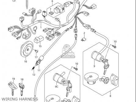 Suzuki Intruder 1400 Parts Diagram. Suzuki. Find Image About ...