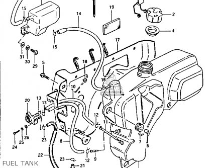 1998 Suzuki Quadracer on wiring diagram innova