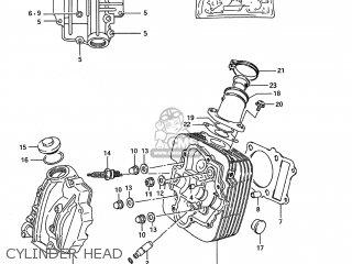 Suzuki King Quad Schematic