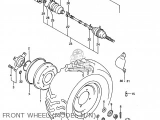 Suzuki King Quad 700 Wiring Diagram