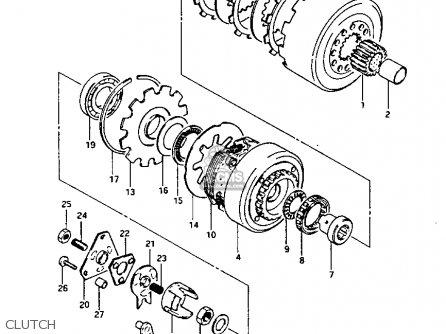 Suzuki Lt125 Wiring Diagram
