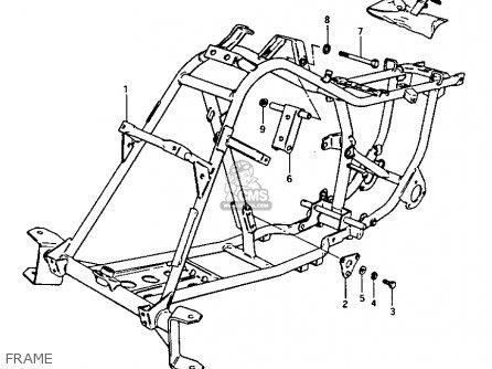 suzuki lt125 1986 g parts lists and schematics. Black Bedroom Furniture Sets. Home Design Ideas