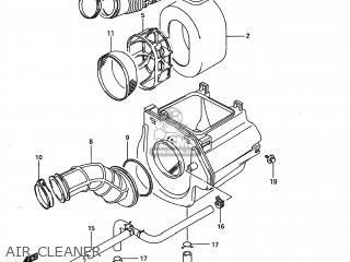 Wiring For 1992 Suzuki Quad: 92 Suzuki Quadrunner 250 Wiring Diagram At Nayabfun.com
