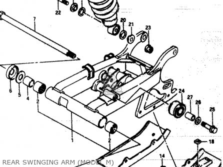 Suzuki 230 Wiring Diagrams