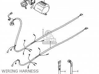 suzuki lt250r quad racer 1987 (h) usa (e03) quadracer quad racer Painless Wiring Harness suzuki lt250r quad racer 1987 (h) usa (e03) quadracer quad racer wiring harness