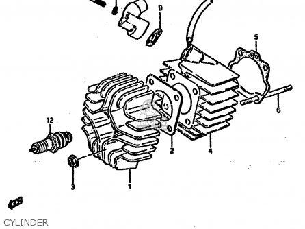 Suzuki Lt 50 Wiring Diagram