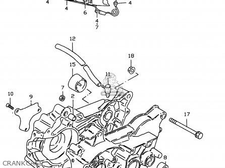 suzuki lt50 2000 y parts lists and schematics rh cmsnl com suzuki lt50 repair manual pdf suzuki lt50 repair manual pdf