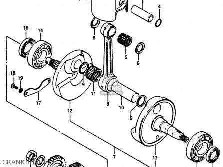 1987 Suzuki Lt 230 E Wiring Diagram